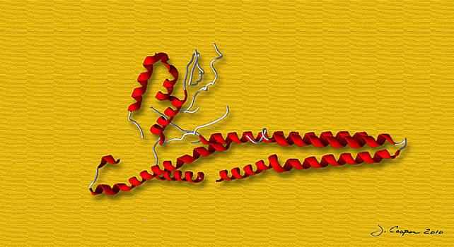 Molecular Representation 1 by Jerry Cooper