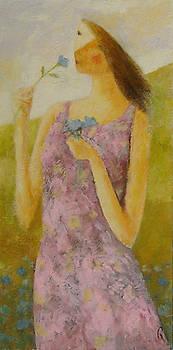Molly Bloom by Glenn Quist