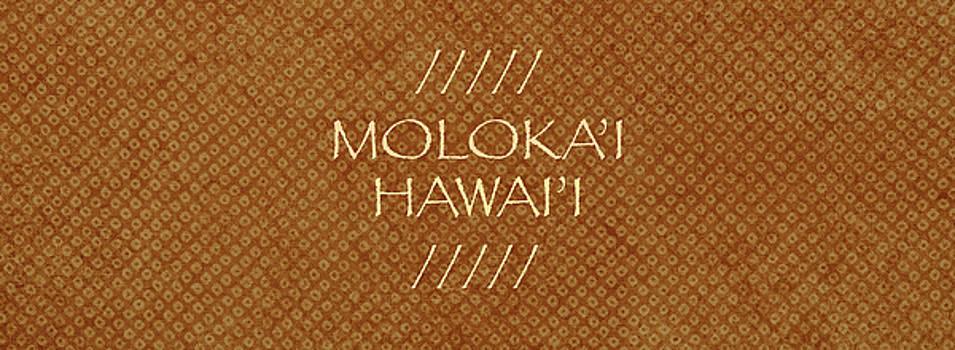 James Temple - Molokai Hawaii Kapa Cloth