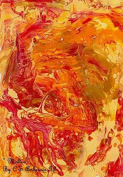 Molten by Cruz Selene Ambrosio