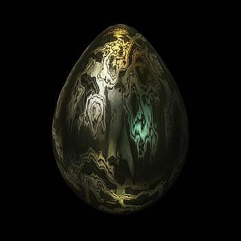 Hakon Soreide - Molten Metal Egg