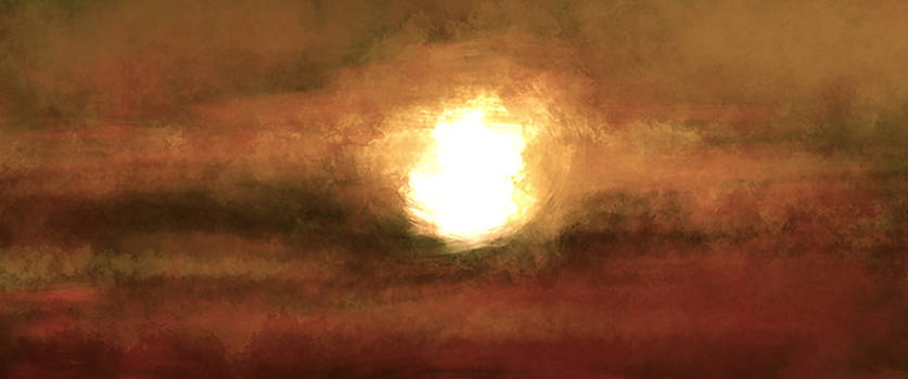 Molten Sun by Thornton Brothers