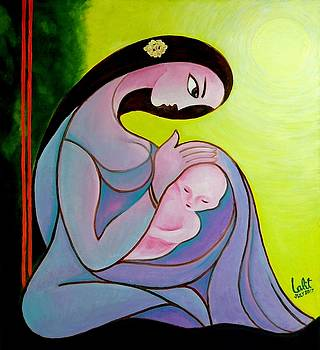 Mom by Lalit Jain