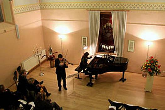 Moments -      Classic      Violine     Klavier by Konstantin Gockel Violine    Liudmila Givoina Klavier