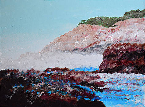 Monterey, Point Lobos by Hadi Aghaee