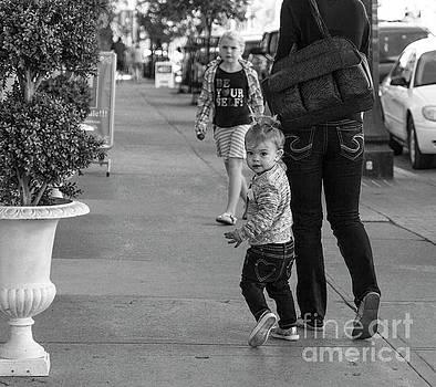Mommy, Who's That Man? by John Herzog