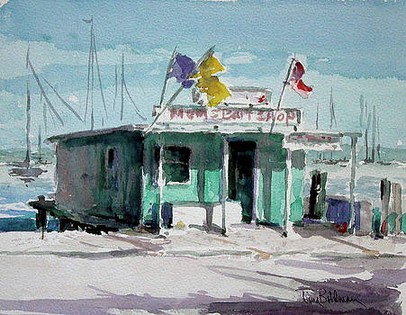 Mom's Bait Shop #2 by Tina Bohlman