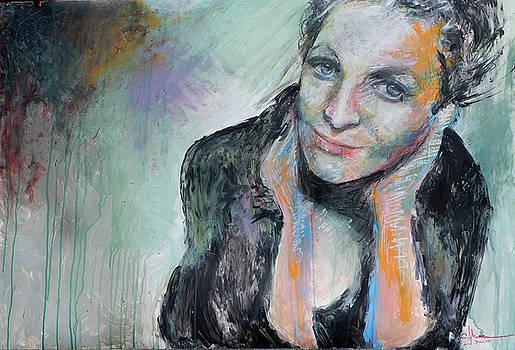 Mon Ami by Cheryl Lynn Johnson