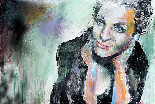Mon Amie by Cheryl Lynn Johnson