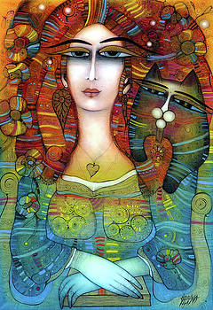Mona Albena by Albena Vatcheva