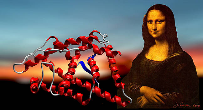 Mona and the Molecule 1 by Jerry Cooper