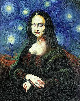Mona Lisa by Adam Strange