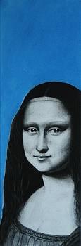 Mona Lisa by Anastasis  Anastasi
