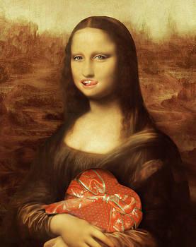 Gravityx9 Designs - Mona Lisa Likes Valentine Candy