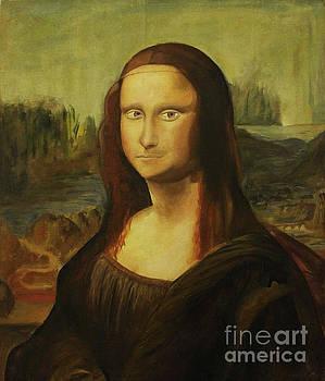 Mona Lisa by Arif MAC
