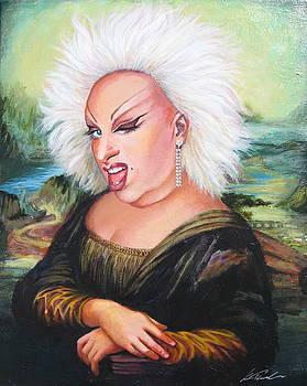 Mona Milstead by Katharine Turk-Truman