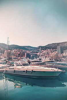 Monaco Hercules Port by Chris Thodd