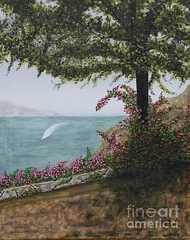 Monaco Ocean View by William Ohanlan