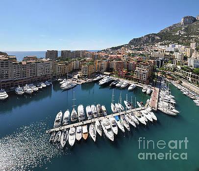 Yhun Suarez - Monaco Port de Fontvieille