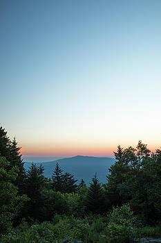 Monadnock Sunset by Morgain Bailey