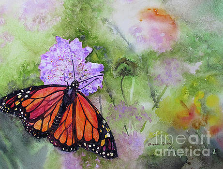Monarch Butterfly by Bonnie Rinier