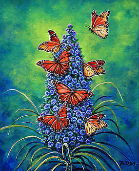Monarch Waystation by Gail Butler