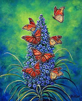 Monarch Waystation by Gail Butler