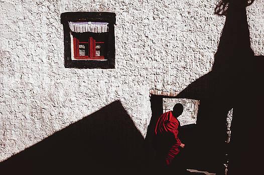Monastery by Marji Lang