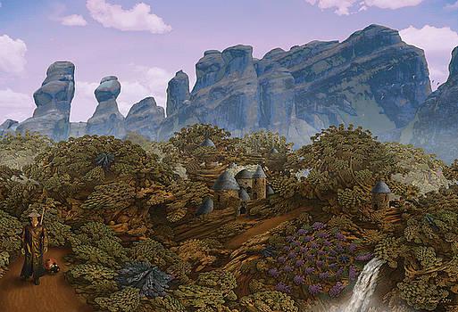 Monastery of Mantis by Bill Jonas