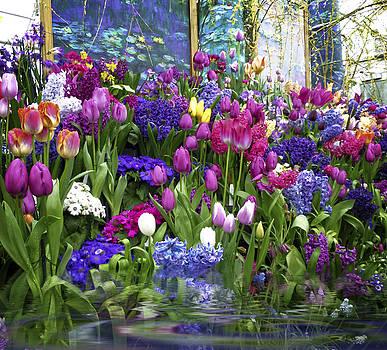 Dee Flouton - Monet Garden Inspiration1