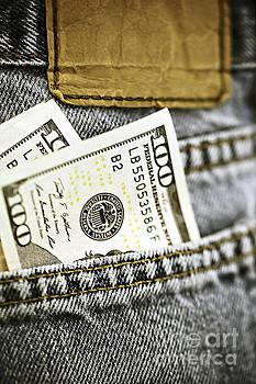 Money Jeans by Trish Mistric