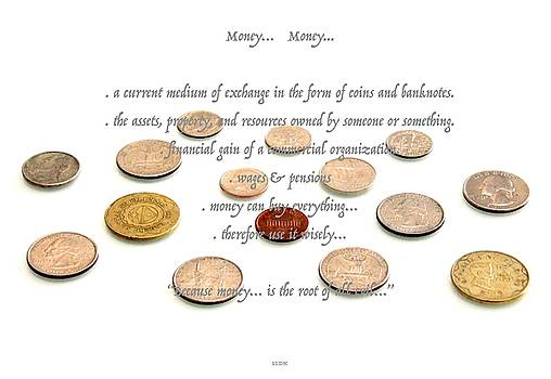 Money by Lorna Maza
