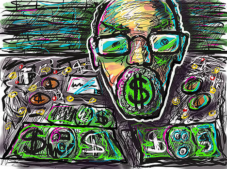 Money Where Your Mouth Is by Joe Bloch