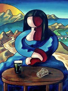 Monica by Olivier Longuet