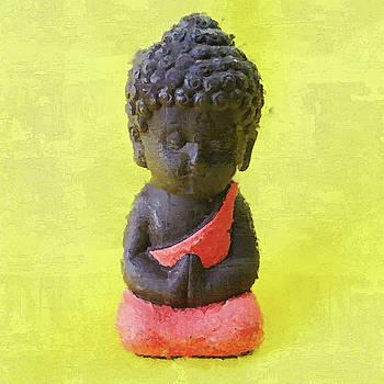 Monk I by Pekka Liukkonen