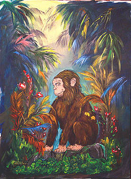 Monkey Fever by Dale Carr