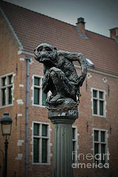 Jost Houk - Monkey of Brussels