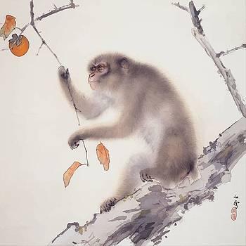Tracey Harrington-Simpson - Monkey Vector After Hashimoto Kansetsu