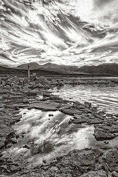 Wes and Dotty Weber - Mono Lake Puddles