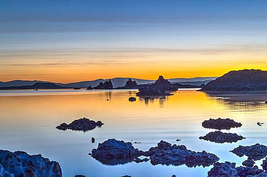 Scott Harris - Mono Lake Sunrise 2