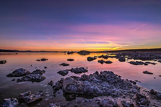 Scott Harris - Mono Lake Sunrise