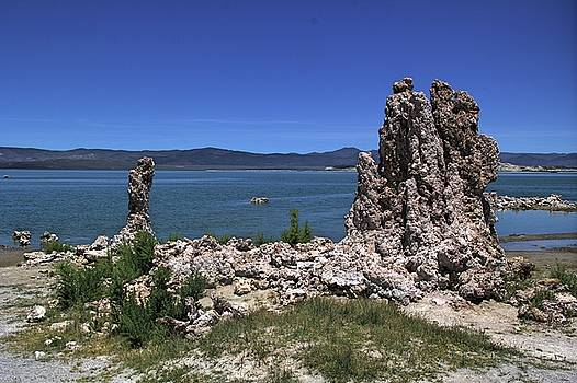 Mono Lake by Tom Winfield