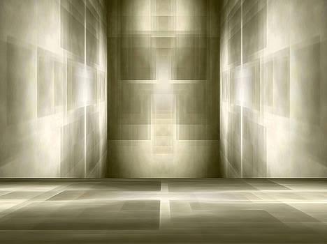 Monochrome Installation by Ricardo Alves