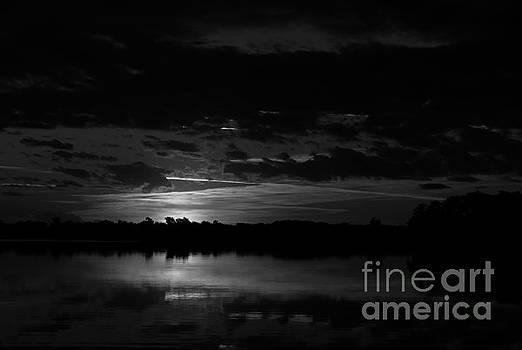 Monochrome Sunrise by John Eide