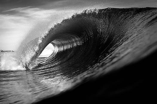 Monochrome Tube by Ryan Moore