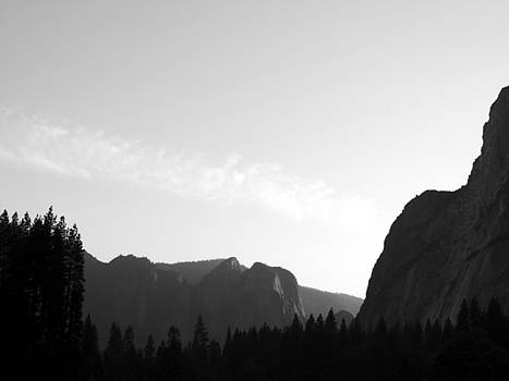Monochrome Yosemite by Eric Forster