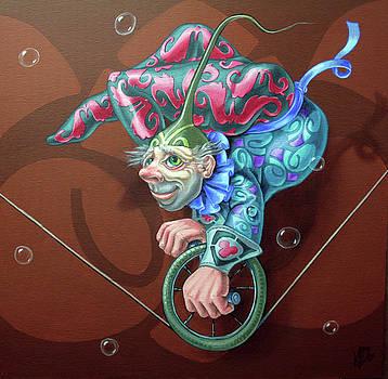 Monocycle by Victor Molev