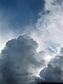 Monsoon Cloud Study by K Hoover