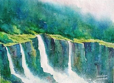 Monsoon Magic by Sandeep Khedkar
