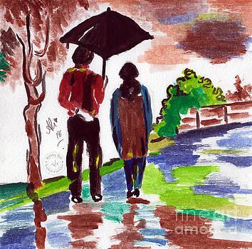Monsoon Romance by Ali Muhammad